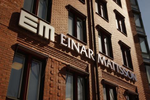 Einar Mattsson tecknar nytt förvaltningsavtal för hyresfastigheter i innerstan