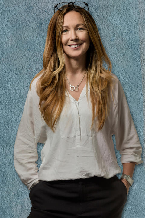 Anna Hallberg - Kommunikationschef
