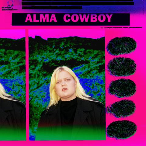 Cowboy singelomslag