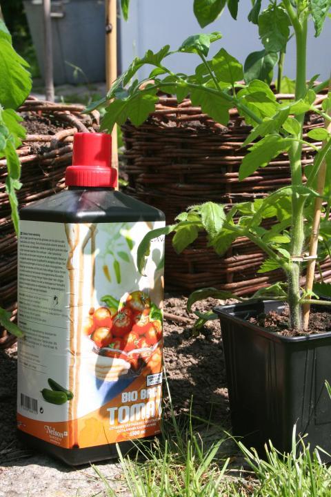 Organisk växtnäring säkrar skörden