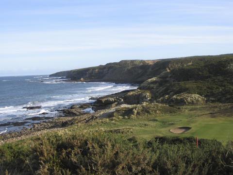 Moray Hopeman Golf Course