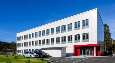 Månedens bygg februar 2017: Forsvarsbygg - Visund på Haakonsvern