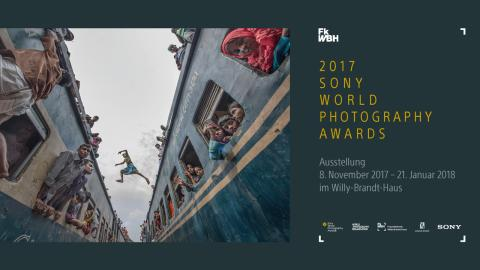 Sony World Photography Awards Ausstellung 2017