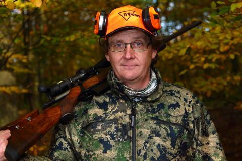 Med sinne och känsla för jakt