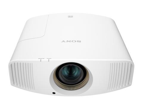 Sony introduceert VPL-VW550ES 4K HDR Home Cinema-projector