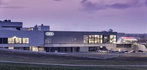 quattro GmbH bliver til Audi Sport GmbH