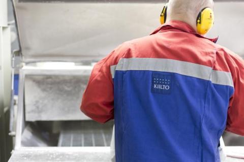 Kemiantehtaan työtapaturmaton vuosi on valtakunnallisesti merkittävä saavutus