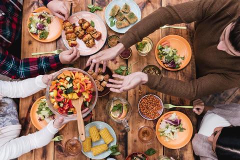 Sifo: Specialkost gör middagsbjudningar svårare