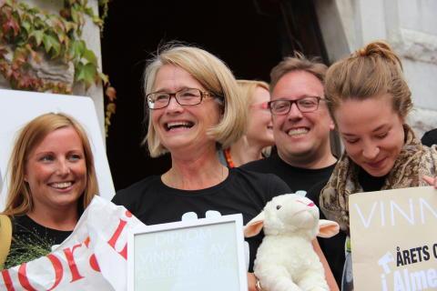 Öresundshuset årets opinionsbildare i Almedalen 2013