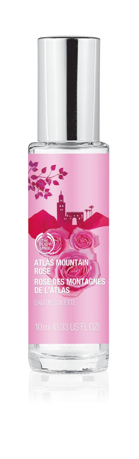 Atlas Mountain Rose Mini EdT