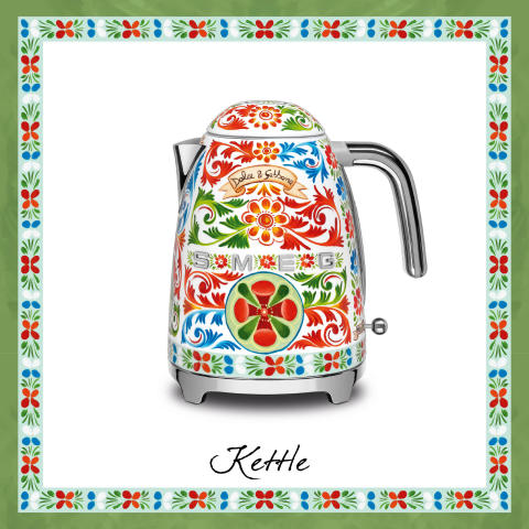 Smeg x D&G - Sicily is my Love