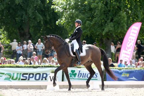 Malin Rinné  och Per Duvefelt får chansen i Göteborg