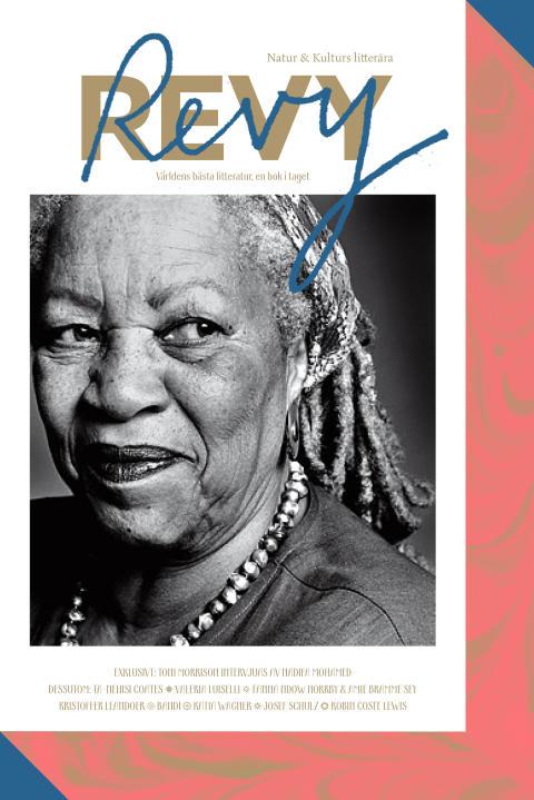 Revy – ny litterär tidskrift från Natur & Kultur