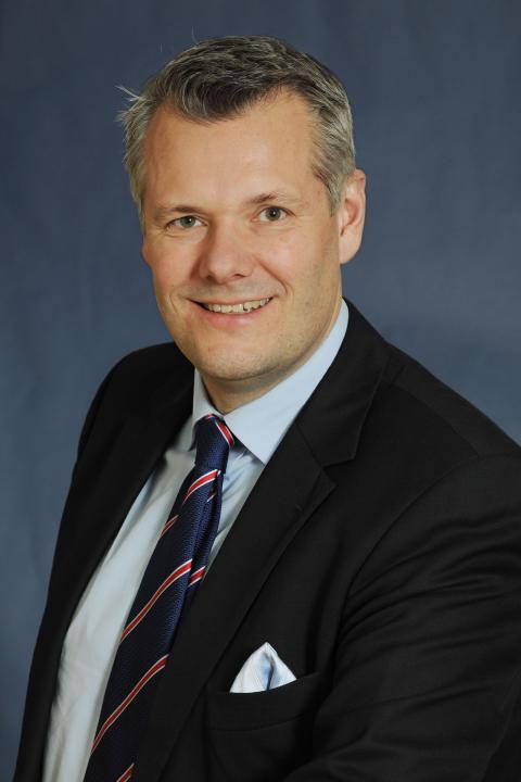Peter Wallin, CFO Skanska AB