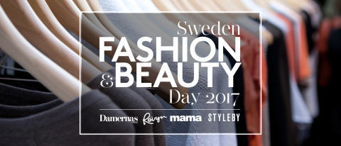 Sweden Fashion & Beauty Day satsar på hållbarhet