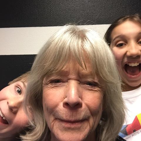Dag 4, bild 12 - Selfie med Kids Hack Day