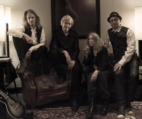 Patti Smith & her band till Gröna Lund