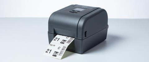 Impression facile, efficace et connectée d'étiquettes pour entreprises intelligentes