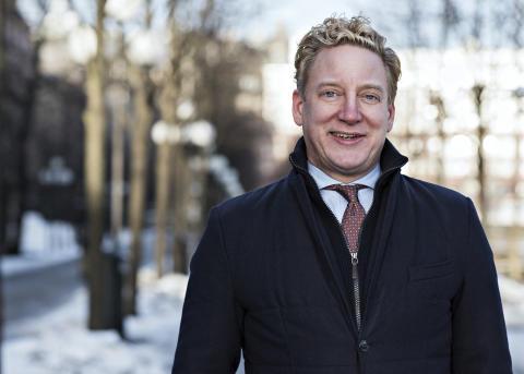 Anders Sarpakari, bolagsjurist på Assemblin Sweden AB