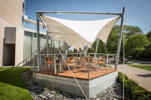 Quality Hotel Brno Exhibition Centre, Restaurant