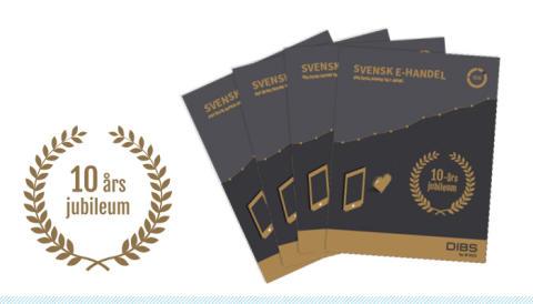 Svensk E-handel 2016 − fortsatt tillväxt och rekord