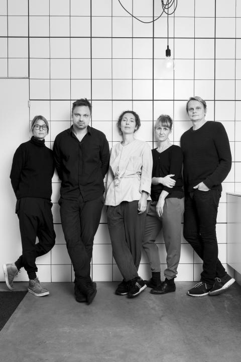 Matti Klenell med team inreder restaurang i nya Nationalmuseum
