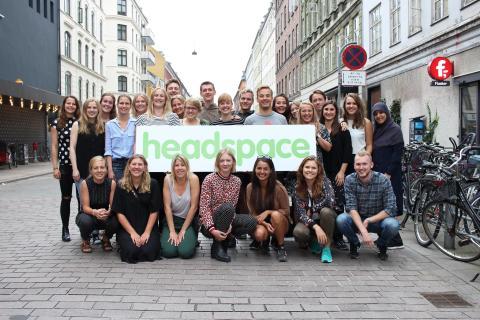 Headspace Frivillige København