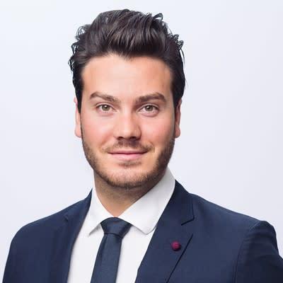 Mattias Harrysson Sales Manager - Energy & Sustainability Services