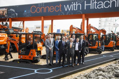 Connect with Hitachi