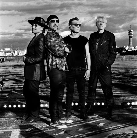 U2 eXPERIENCE + iNNOCENCE Tour - GRUNDET EFTERSPØGSEL – TILFØJES EKSTRA SHOW