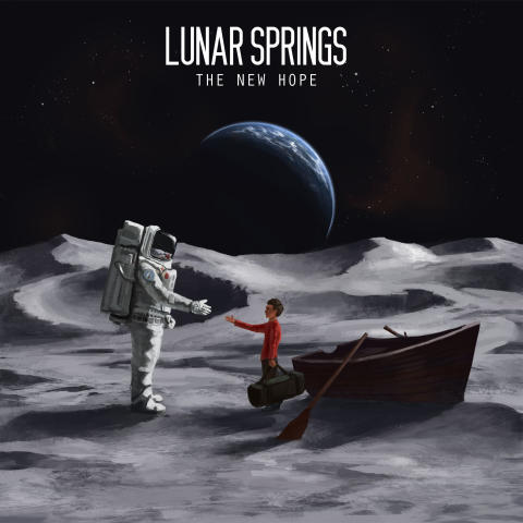 "Lunar Springs debutalbum ""The New Hope"" - skivsläpp 5/9"