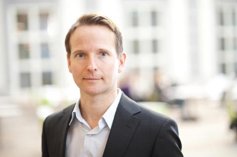 Lars Strannegård ny prorektor vid Handelshögskolan i Stockholm
