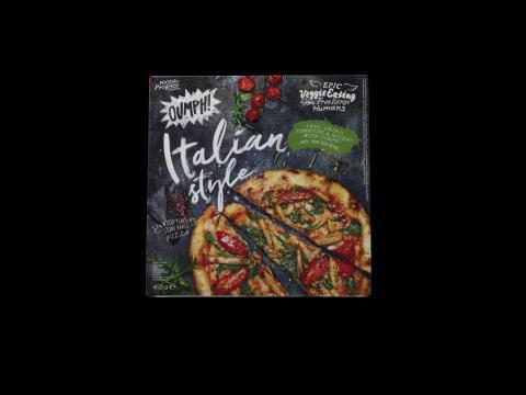 Oumph! Pizza Italian