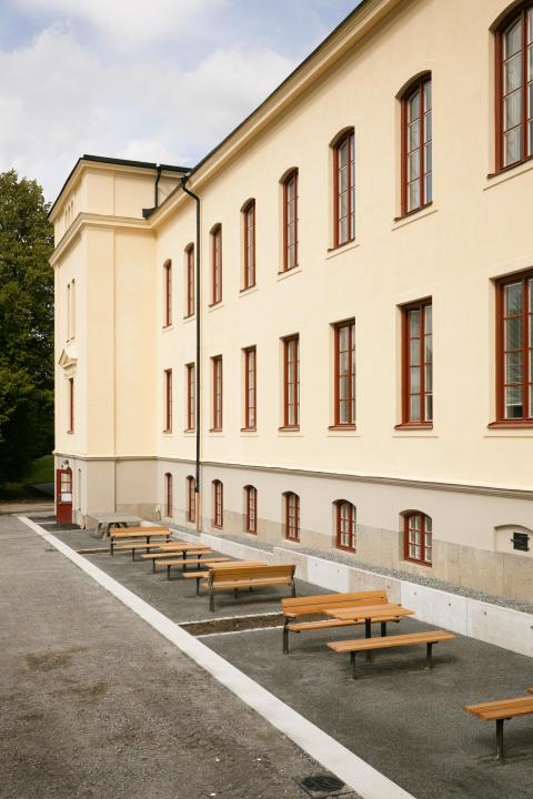 Kristinebergsskolan - nominerad till ROT-priset 2013