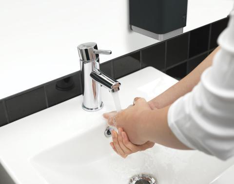 Global Handwashing Day - minska risken för infektioner!