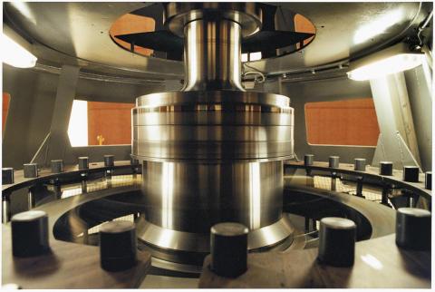 Generatoraksling Aurland 1