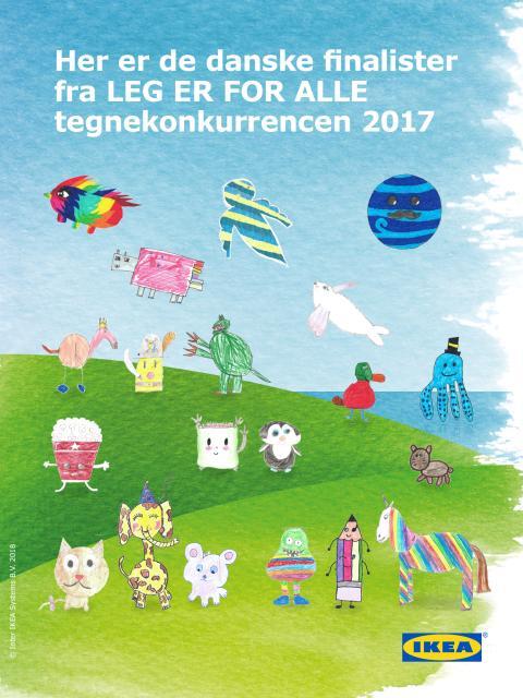 Finalister IKEA Danmark