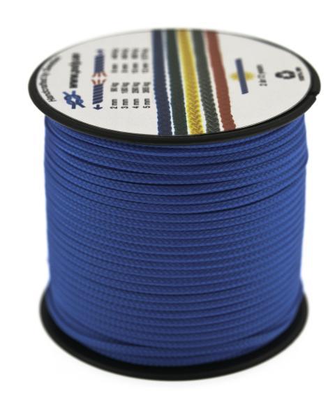 Poly-Light-8 blå, 2 mm x 50 m, spole
