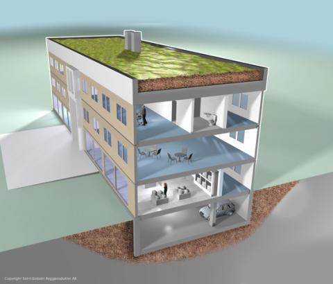 Saint-Gobain lanserar ny webbplats för hållbart byggande