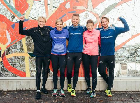 Populära löparcommunityt ASICS FrontRunner kommer till Sverige