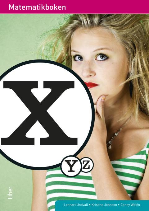 Matematikboken XYZ - Ny upplaga