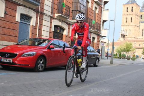 Glenn Marius Skjolden under sykkel-VM 2014
