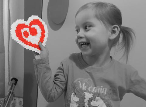 Sydänlasten viikkoa vietetään 7.–14.2.2018 – yhdellä vauvalla sadasta on synnynnäinen sydänvika