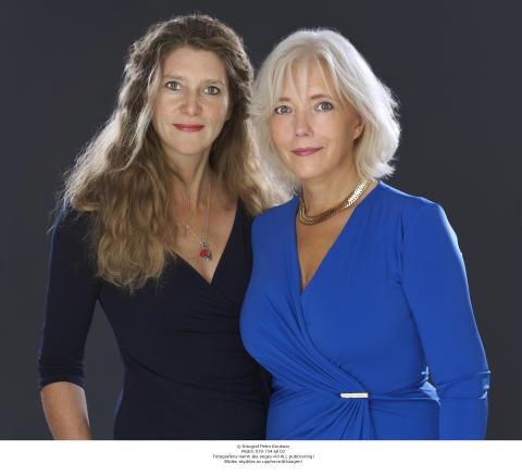 Pressfotografi Linda Newnham och Karin Nordlander