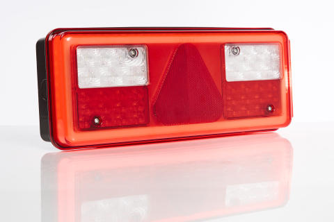 """Hammer-proof"" tail lamps ease costs and nerves in transport industry thanks to wonder material polycarbonate"