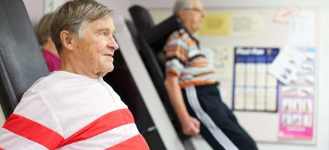 Eteisvärinä heikentää infarktipotilaan ennustetta