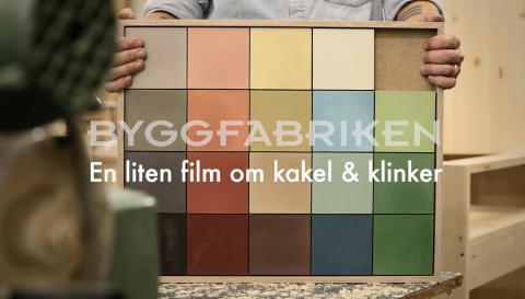 En liten film om kakel och klinker - Byggfabriken