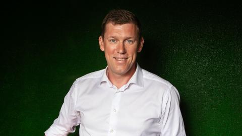 Mathias Lühr till ESMG som ny krönikör