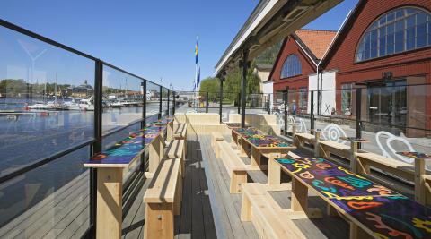Spritmuseum Brygga 2018
