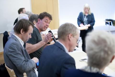 Bostadsbrist i centrum för politisk debatt i Varberg